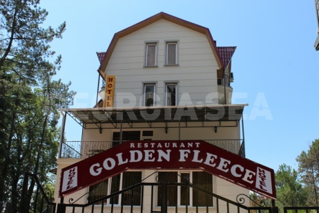 Golden Fleece Hotel, Ureki, Georgia